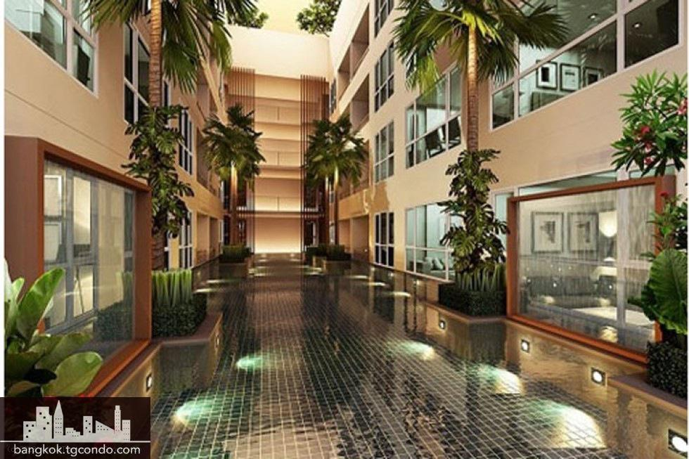 15 Sukhumvit Residence, 1 Bedroom, 37sq.m