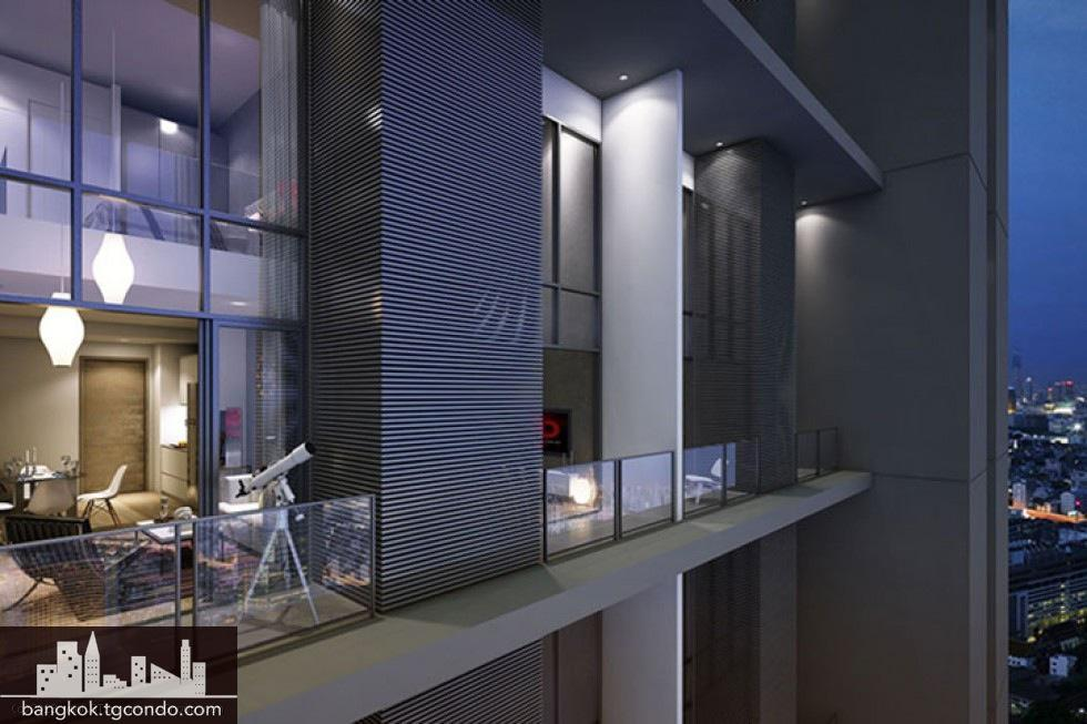 The Lofts Ekkamai, Penthouse, 89-173sq.m
