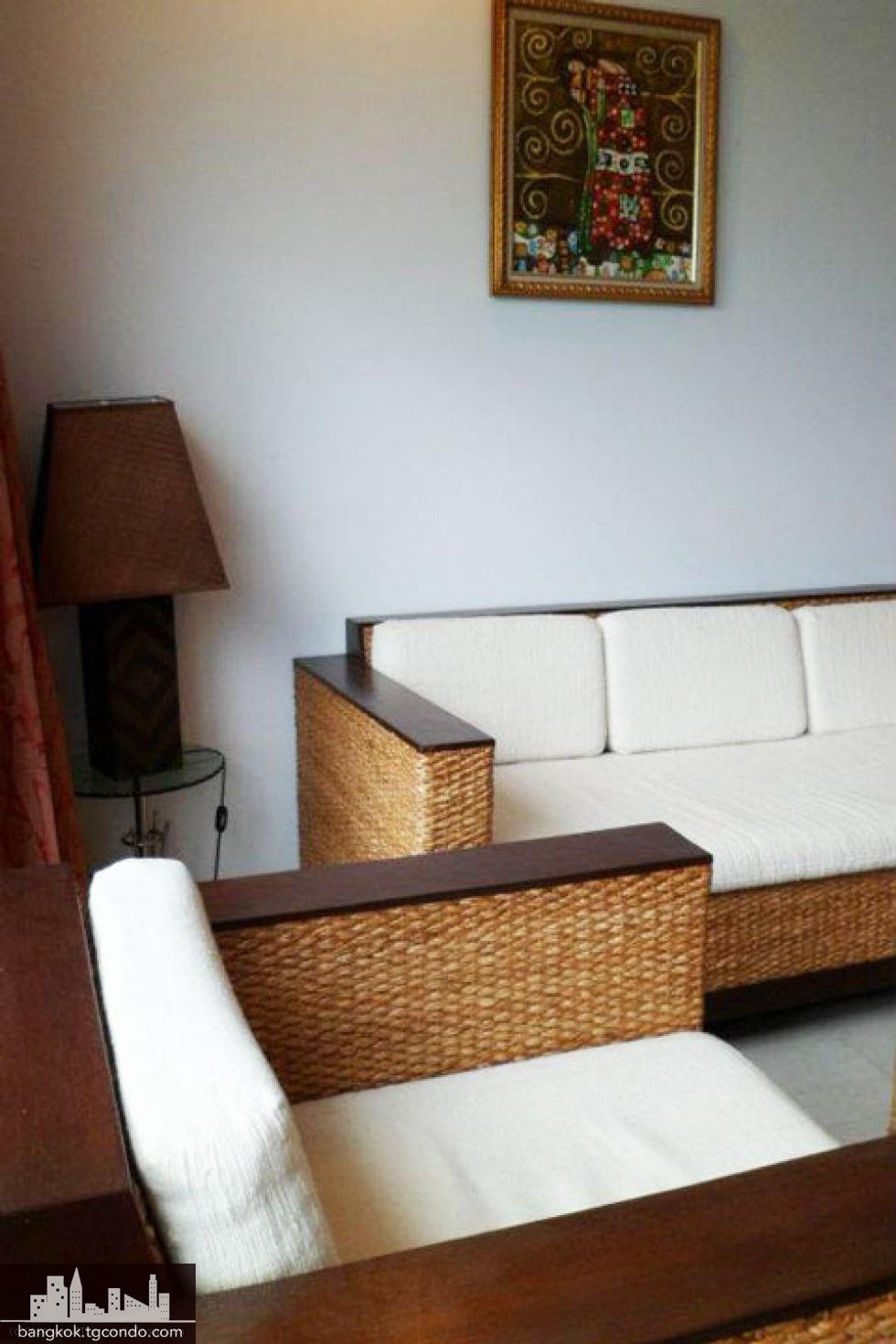 Supalai Casa Riva Condo, 2 beds