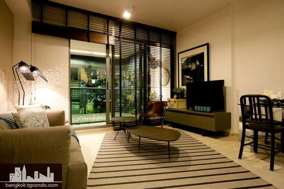 The Lofts Ekkamai, 1 Bedroom, 45-51sq.m
