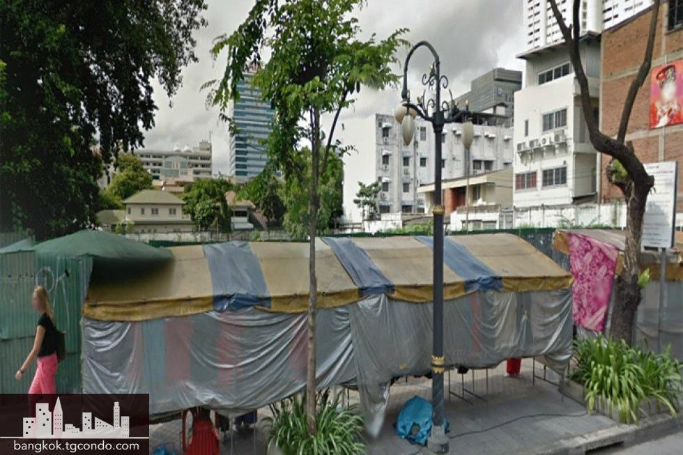 Plot Land for sale at Silom, 2-1-48 Rai