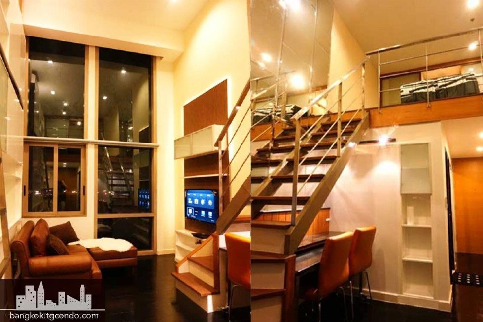 ideo morph 38 1 bedroom duplex bts condo for sale