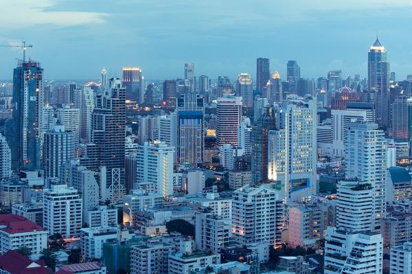 Political Little Affected Thailand Housing Market